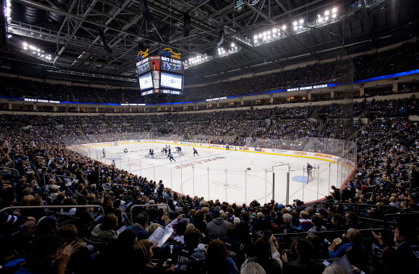 Most intimidating college hockey arenas in winnipeg